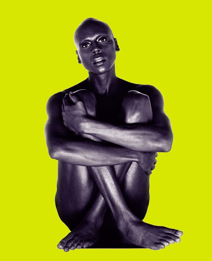 RuPaul, Guru, naked, nude