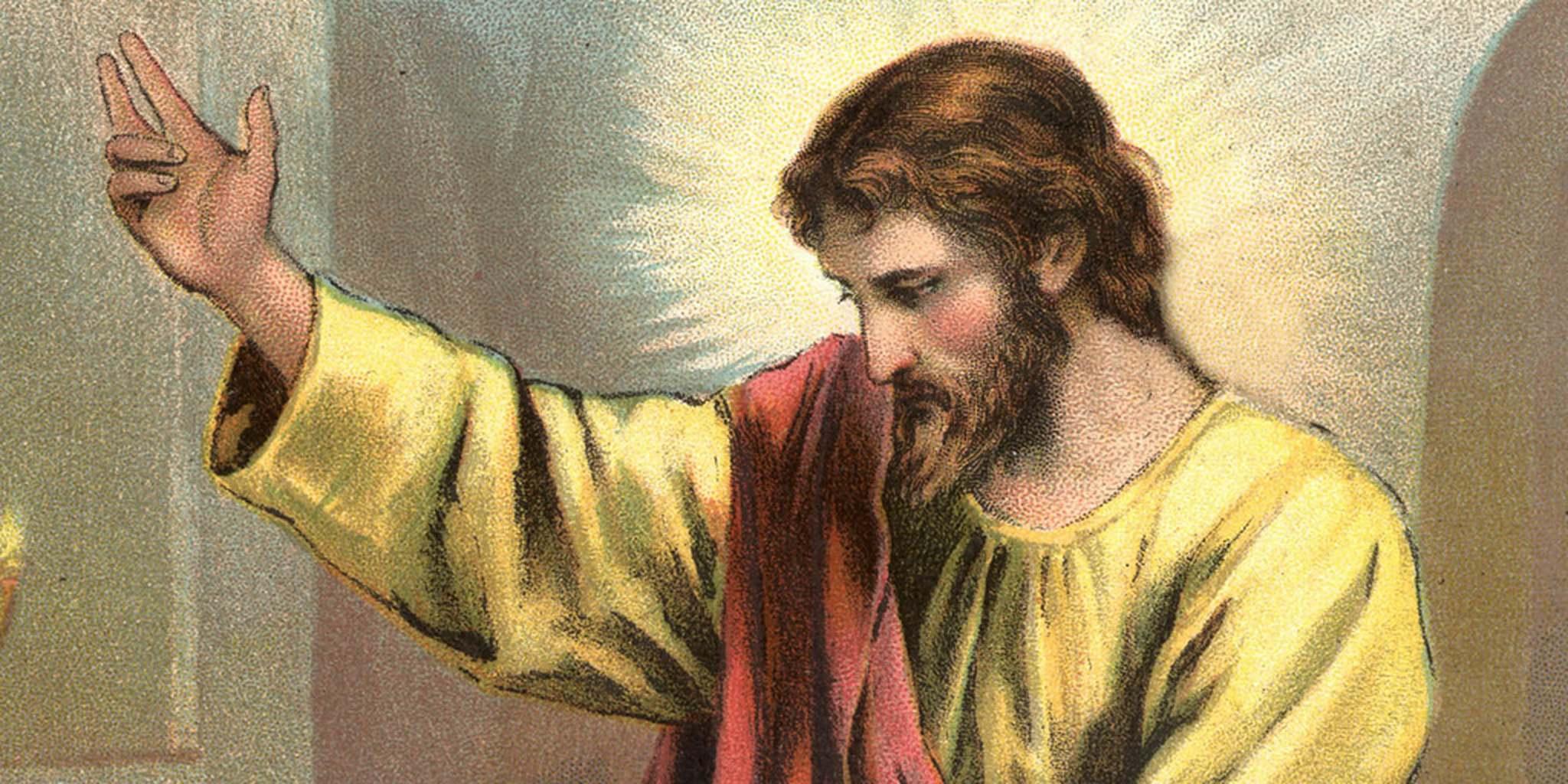 Jesus was gay