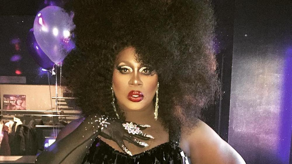Latrice Royale, drag queen, RuPaul's Drag Race