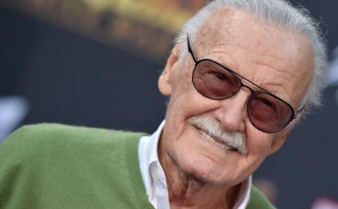 Stan Lee passed away this week