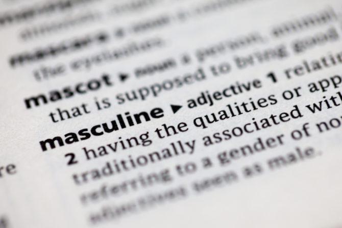 Masculinity definiton