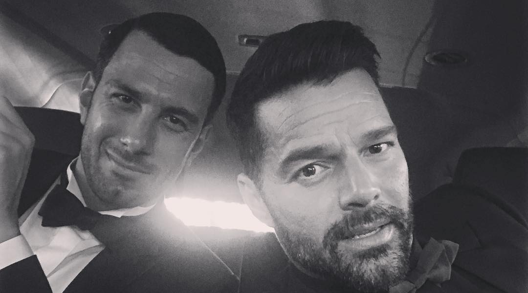 Ricky Martin, newborn daughter, Jwan Yosef, Lucia