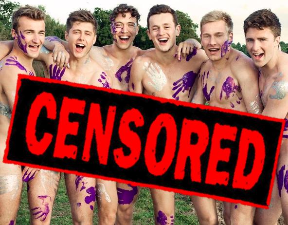 Warwick rowers censored by Instagram