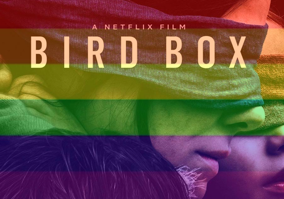 The Gays Have Officially Claimed Netflix S Bird Box As Their Own