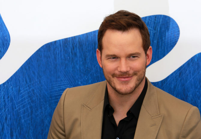 Venice, Italy.10 September, 2016. Chris Pratt attends the photocall for 'The Magnificent Seven' during the 73rd Venice Film Festival