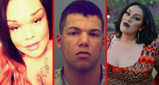 Erykah Tijerina (left), Anthony Michael Bowden (center), Chyna Fierro (right)