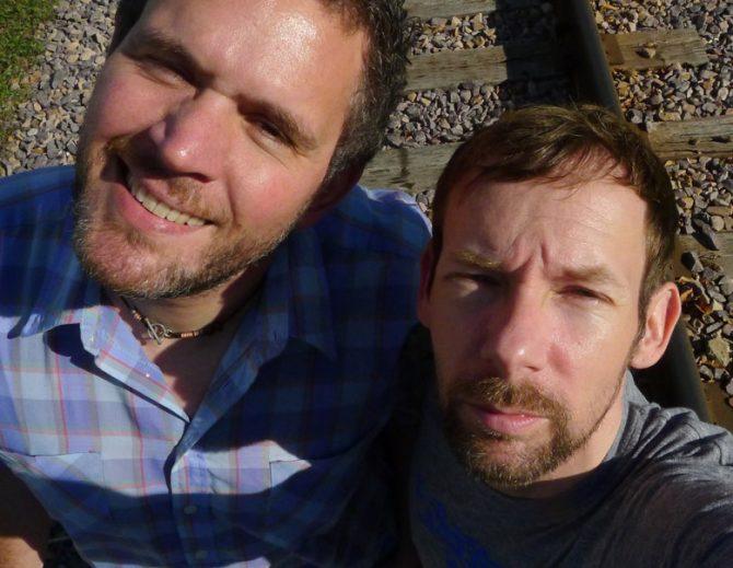 Directors Michael Palmieri & Donal Mosher from the Gospel of Eureka Springs
