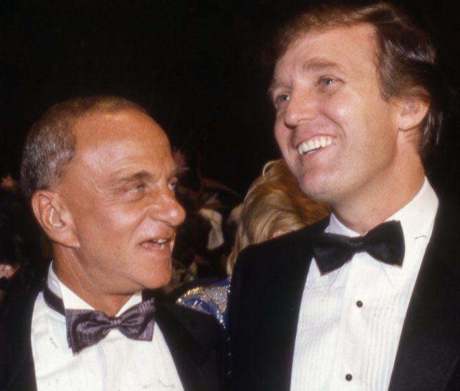 Wheres My Roy Cohn Uncovers The Secret Gay Story Behind The Man