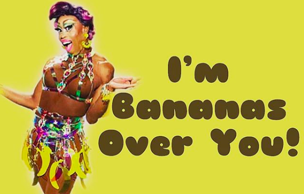 Bananas meme