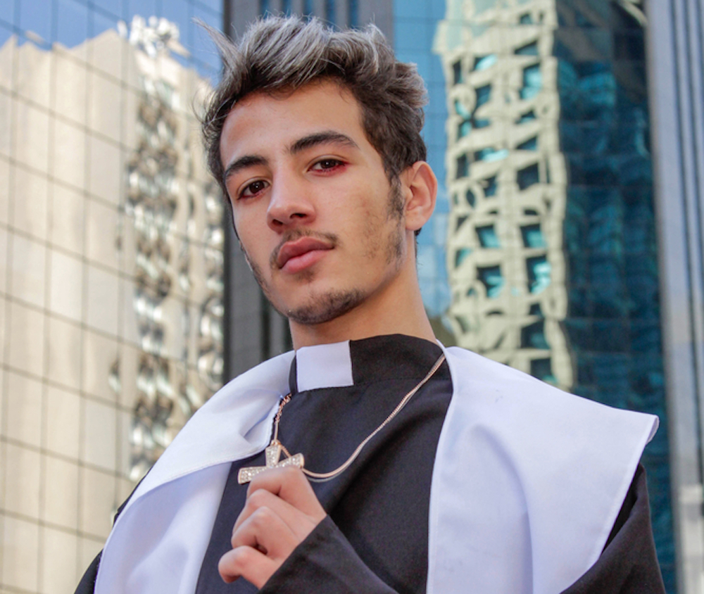 closeted gay Catholic priests, New York Times, interviews