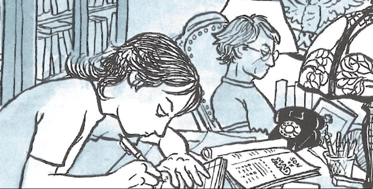 Fun Home, New Jersey, censorship, Alison Bechdel