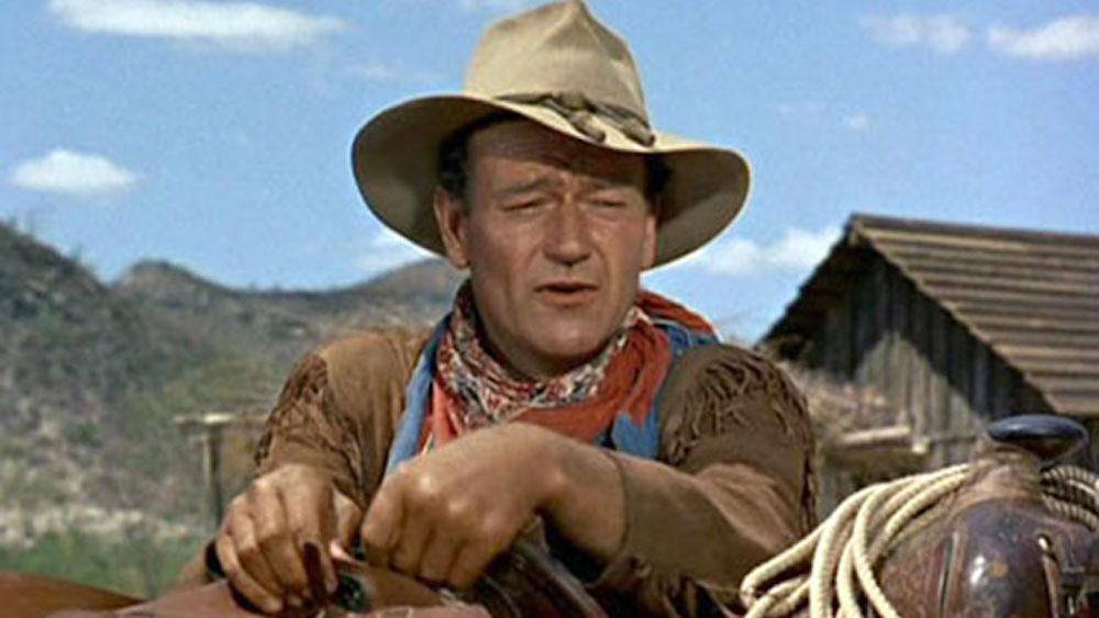 John Wayne, racist, homophobia