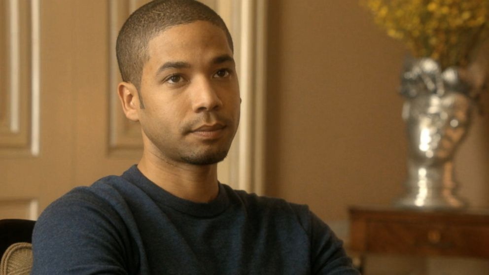 Jussie Smollett, LGBTQ attack, Empire, gay, MAGA