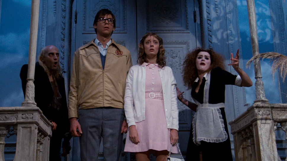 Rocky Horror Picture Show sequel, Rocky Horror Shows His Heels, Revenge of the Old Queen, The Brad and Janet Show, Shock Treatment