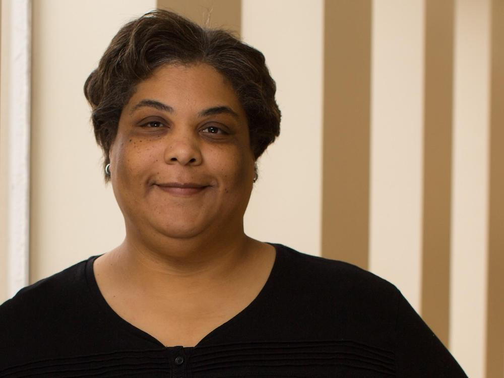Is Roxane Gay gay?