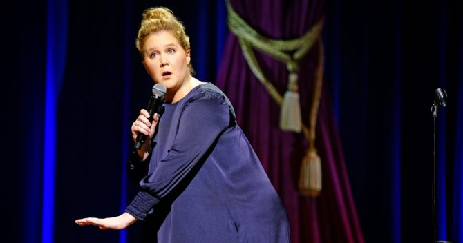 Amy Schumer growing promo shot