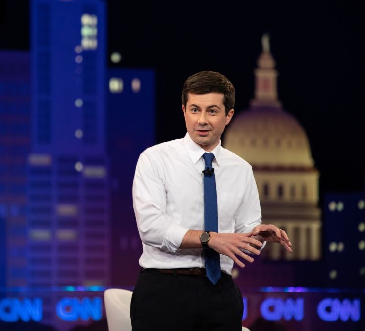 It?s official! Pete Buttigieg will be the first out gay man ever to participate in a presidential debate