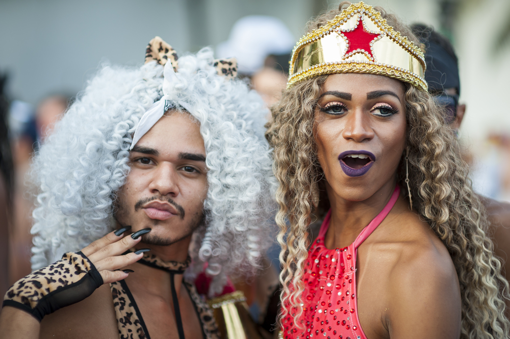 Jair Bolsonaro, Carnival, gay men
