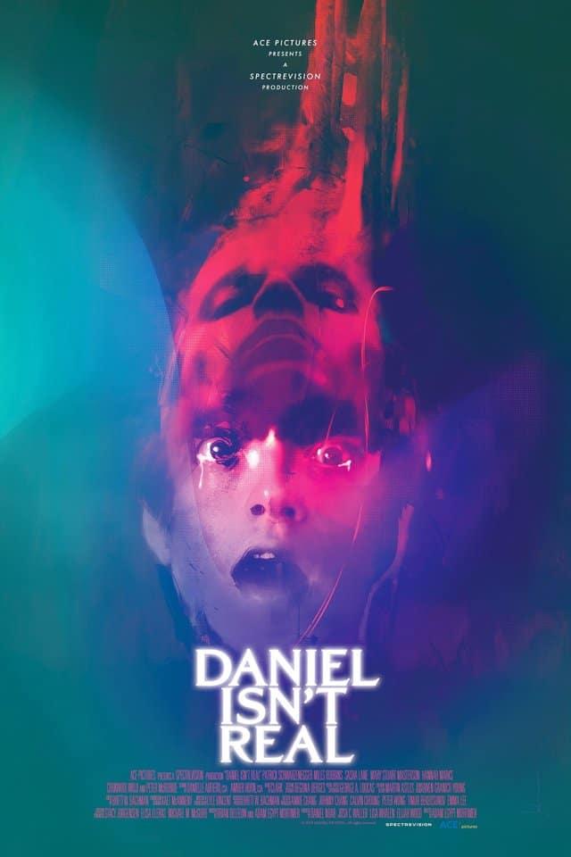 Daniel Isn't Real, Miles Robbins, Patrick Schwarzenegger