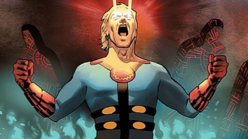 Marvel Studios, The Eternal, gay character