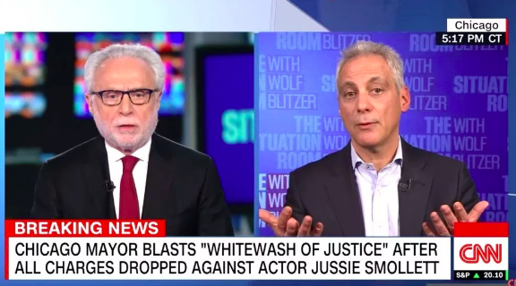 Rahm on CNN