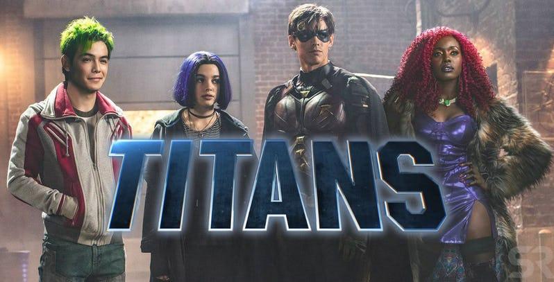 Titans, DC Universe