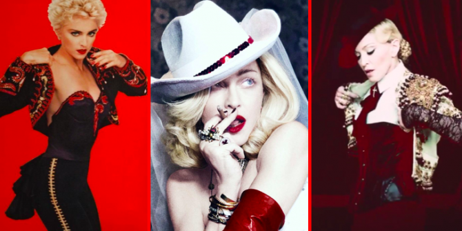 You can dance: Madonna's Spanish-language songs ranked / Queerty