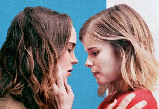Ellen Page and Kate Mara in