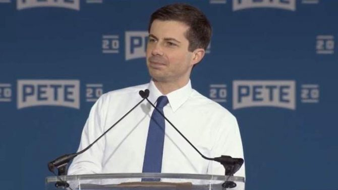 Pete Buttigieg, sexual assault