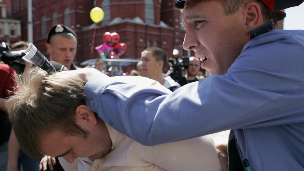 Russia LGBTQ Center