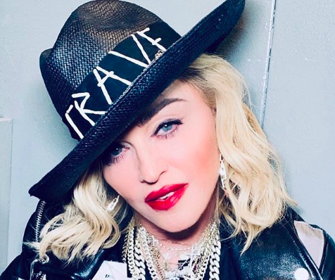 Madona in a hat