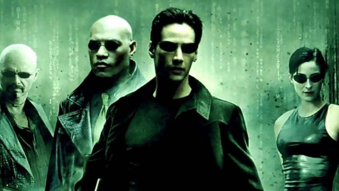 The Matrix, Wachowskis