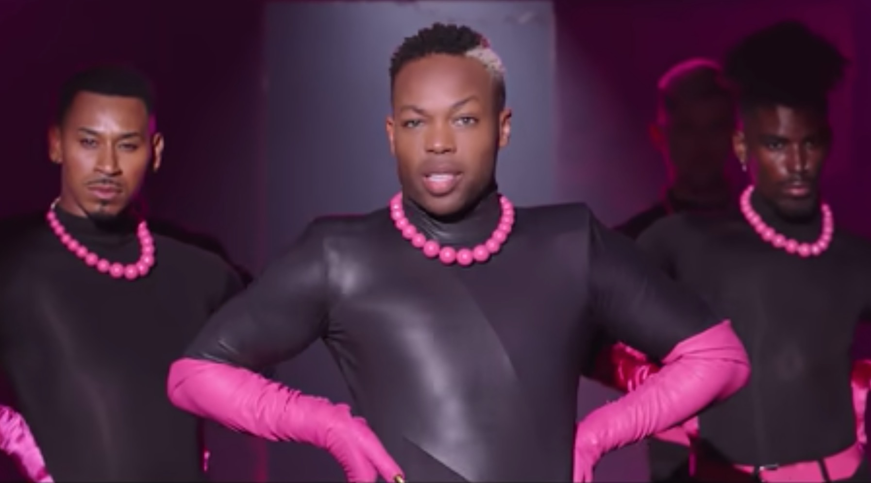 WATCH Todrick Hall brings it to the runway with new video