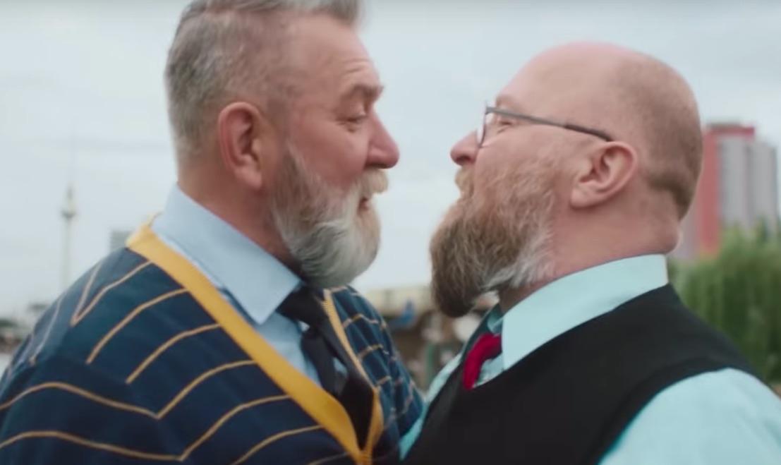 Burger King, Whopper diamond, Pride ad, gay wedding