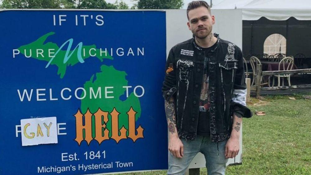 Elijah Daniel, gay hell, mayor, owner