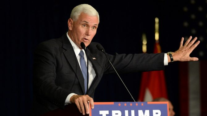 Mike Pence, gay, Aspen, fundraiser
