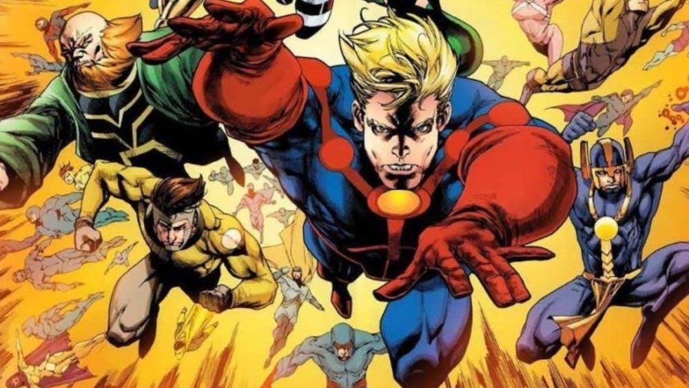 Marvel's The Eternals, gay character