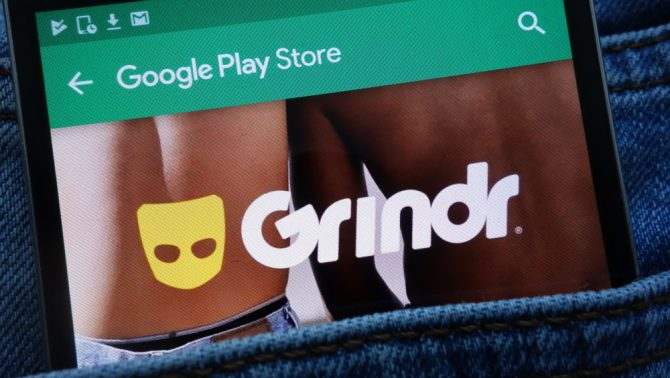 Grindr, location, security flaw