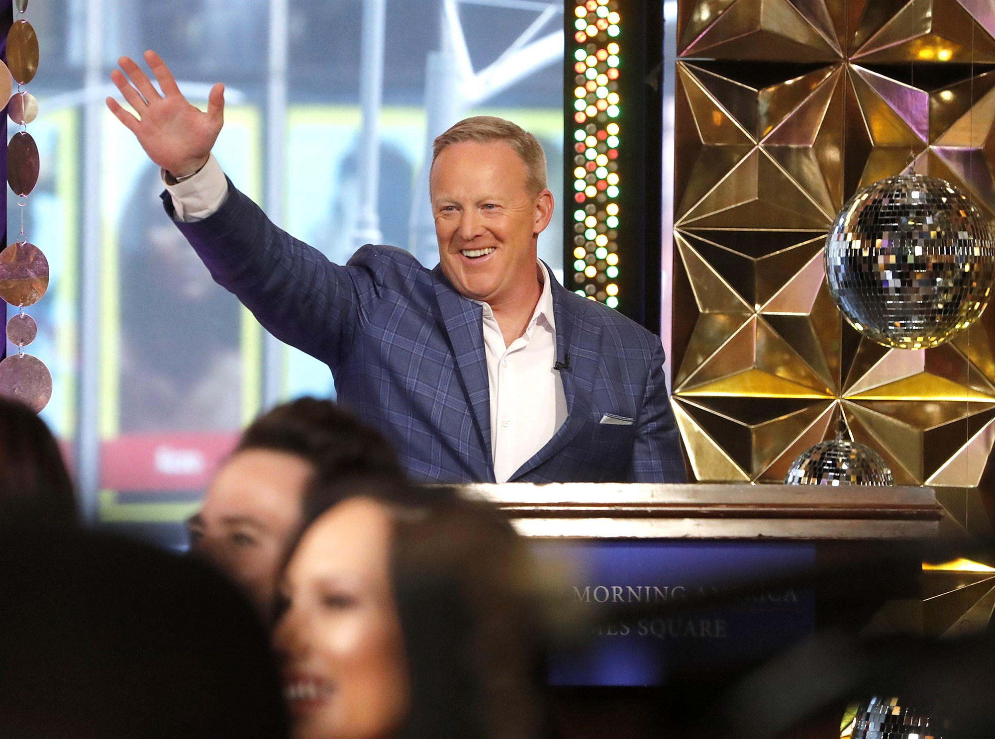 Sean Spicer, Dancing with the Stars