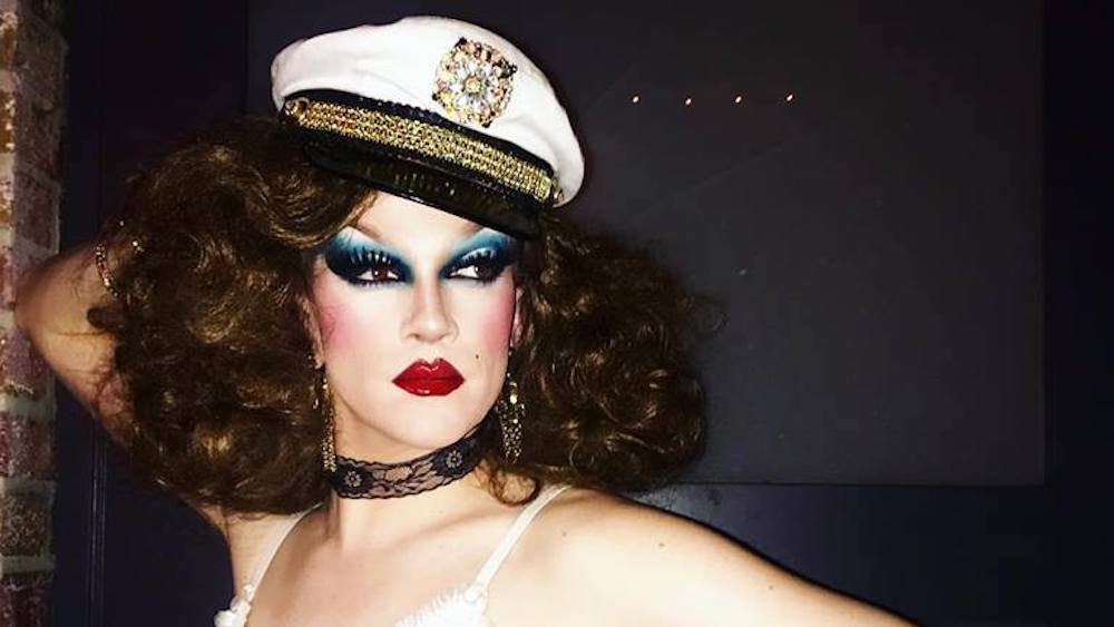 Jonnie Reinhart, drag queen, Aaron Schock