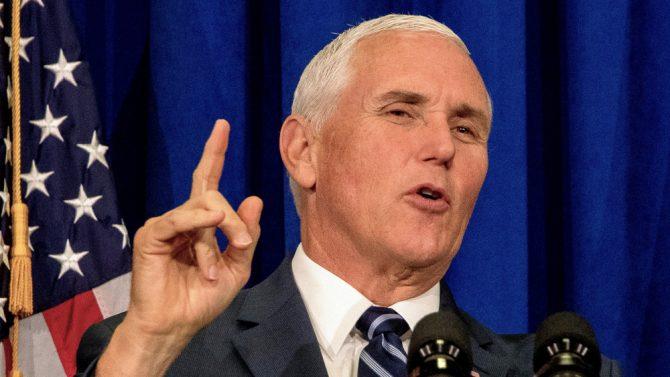 Mike Pence, Vice President, homophobia, homophobic, Indiana