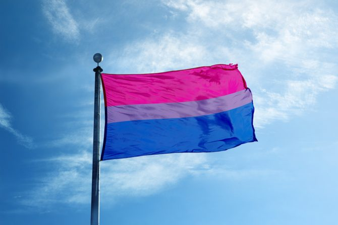 Being bisexual+ & nonbinary while rejecting the gender binary
