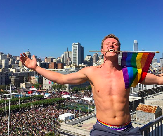 Stanford swimmer confesses he was kicked off team for drinking, NOT homophobia