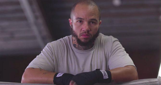 Boxer Patricio Manuel
