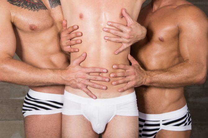 Gay hookup std
