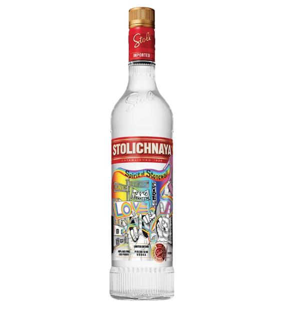 Stoli Stonewall Bottle