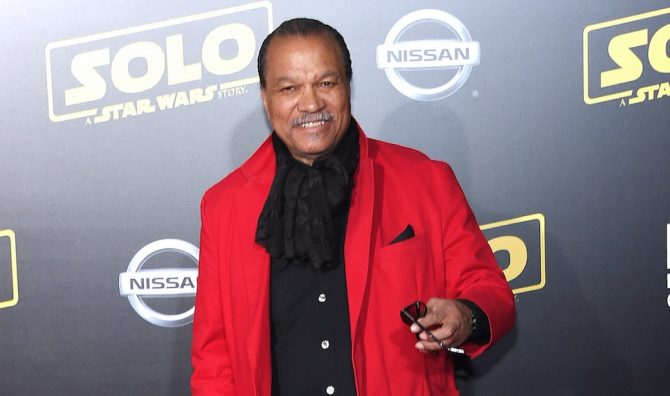 Billy Dee Williams wants you to know he is NOT gender fluid… or gay