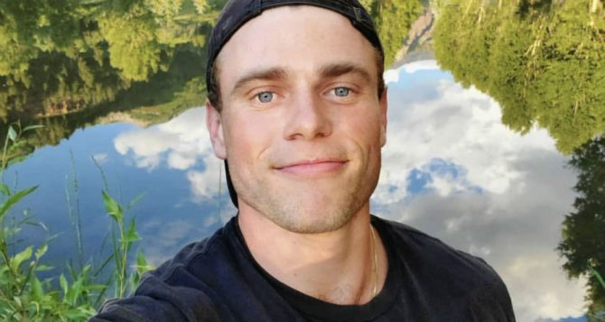 Gus Kenworthy in Telluride, Colorado