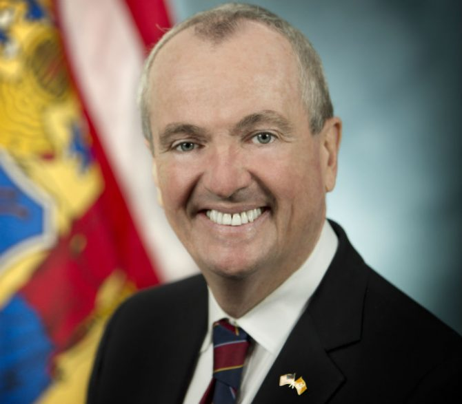 Governor Phil Murphy (Photo: US Government)