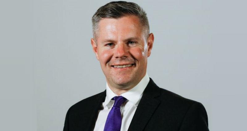 Derek Mackay of the SNP